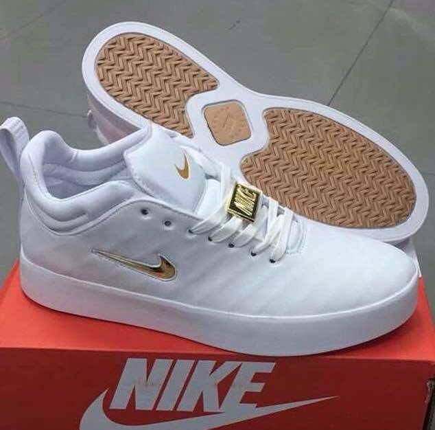 White Designers Sneakers